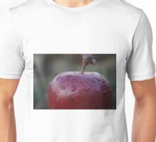 Red Apple Macro Unisex T-Shirt