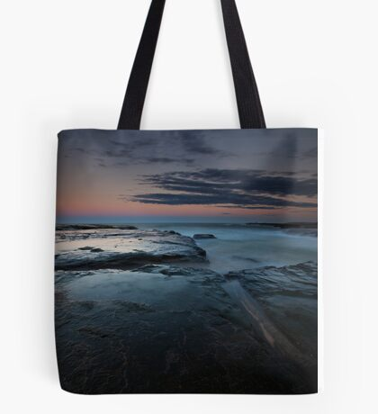Dusk at Sydney Northern Beaches Tote Bag