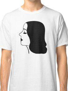 Beautiful Young Woman Classic T-Shirt