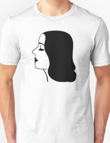 Beautiful Young Woman T-Shirt