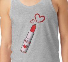 Lipstick Loving Tank Top