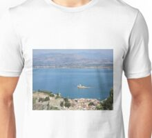 Nafplio from Palamidi Unisex T-Shirt