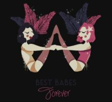 Best Burlesque Babes Forever One Piece - Long Sleeve