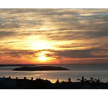 Another beautiful sunrise Photographic Print