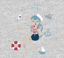 Oh Sweet Sailor Kids Tee