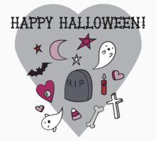 A Creepy Cute Halloween Kids Clothes