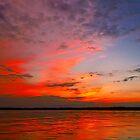 Fire In The Sky ©  by © Hany G. Jadaa © Prince John Photography