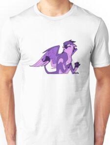 Grape gryphon Unisex T-Shirt