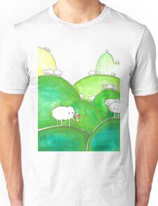 Grass flavoured Ice cream mmmm Unisex T-Shirt