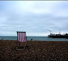 The Deck Chair by BekahCat