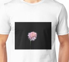 Chive flower at night (2) Unisex T-Shirt