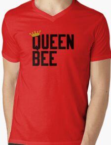 QUEEN. Mens V-Neck T-Shirt