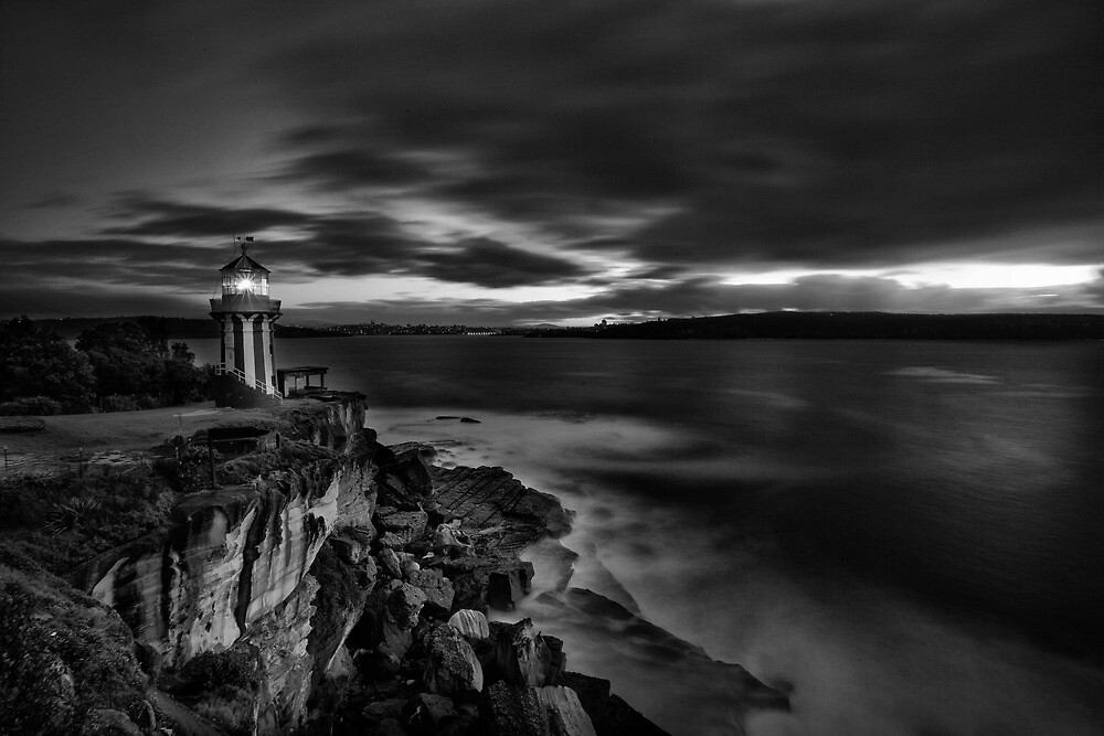 Hornby Lighthouse by damienlee