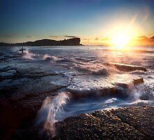 Avalon Beach by damienlee