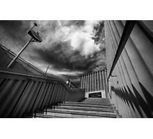 Nottingham Contemporary Gallery Photographic Print