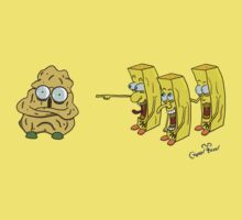 Potato!!!  Kids Tee