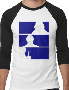 The Old Man, The Clown and The Dandy Men's Baseball ¾ T-Shirt