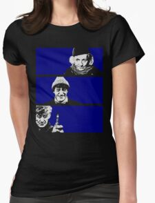 The Old Man, The Clown and The Dandy Womens Fitted T-Shirt