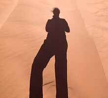 Desert by Valerija S.  Vlasov