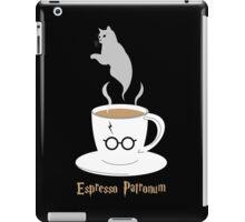 Espresso Patronum - Cat iPad Case/Skin