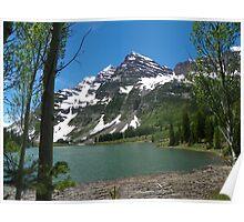 Snowmass Wilderness Area Poster