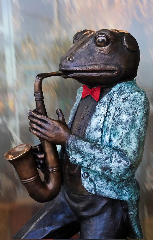 Featuring Mr.Toad on Sax by Richard Earl