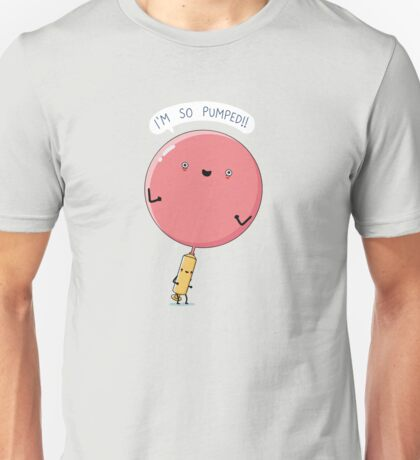 Pumped Unisex T-Shirt