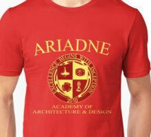 Ariadne Academy of Architecture and Design Unisex T-Shirt