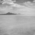 Underwater Salt Flats by Brent Olson