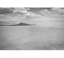 Underwater Salt Flats Photographic Print