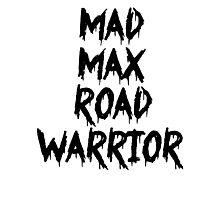 MAD MAX ROAD WARRIOR Photographic Print
