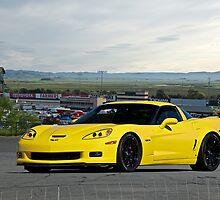 2008 Corvette Z06 'High Road' by DaveKoontz