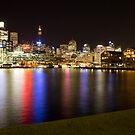 Sydney city by GoldZilla