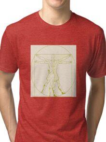 Vitruvian Mal Tri-blend T-Shirt