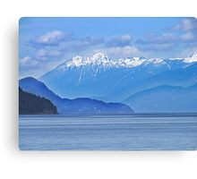 Lower Arrow Lake (1) Canvas Print