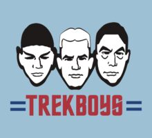 Trek Boys Kids Tee