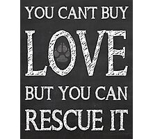 Rescue It Photographic Print