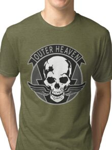 Outer Heaven Tri-blend T-Shirt