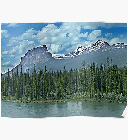 My Favourite Mountain Poster