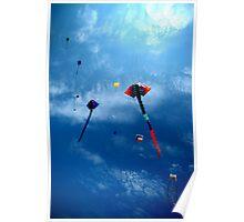 Kites ... Poster