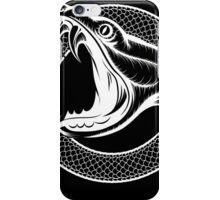 Snake Head Print   iPhone Case/Skin