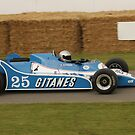 Gitanes - D. Pironi - Goodwood 11 by JohnBuchanan