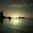 DUNURE CASTLE by leonie7
