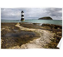 Black Point & Puffin Island Poster