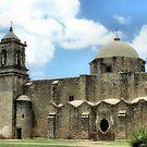 Mission, San Jose, San Antonio, Texas by SuddenJim