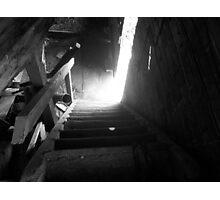 Derelict Barn III Photographic Print