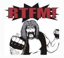 RTFM! Kids Tee