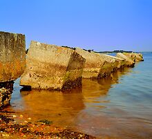 Bramble Bush Bay - The Dragon`s Teeth by delros