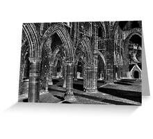 Tintern Arches Greeting Card
