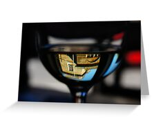 Refraction & Reflection Greeting Card